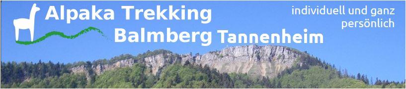 alpakatrekking Balmberg