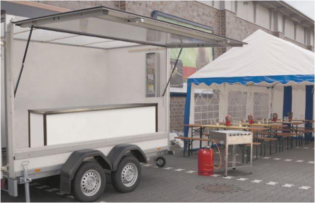 Partywagen Solothurn mieten