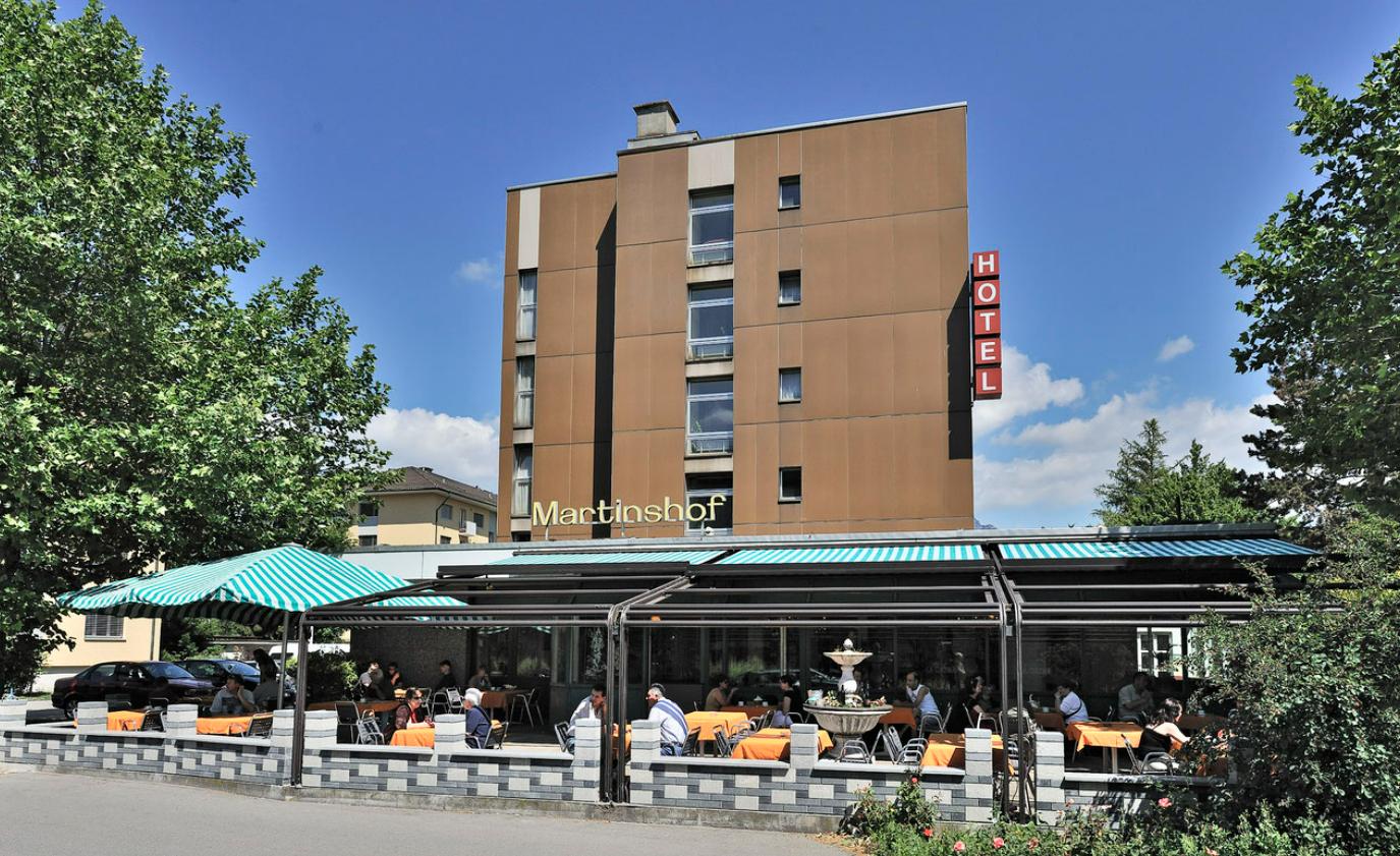 hotel nähe bahnhof solothurn