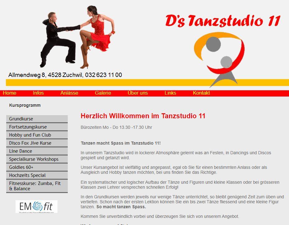 tanzkurse solothurn